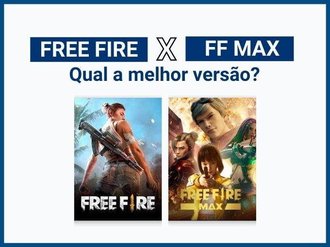 Garena Free Fire Vs Free Fire Max